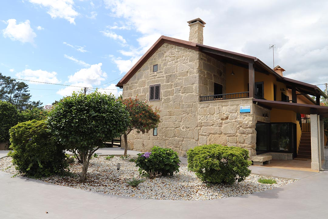 Alojamiento Condado Rías Baixas Galicia